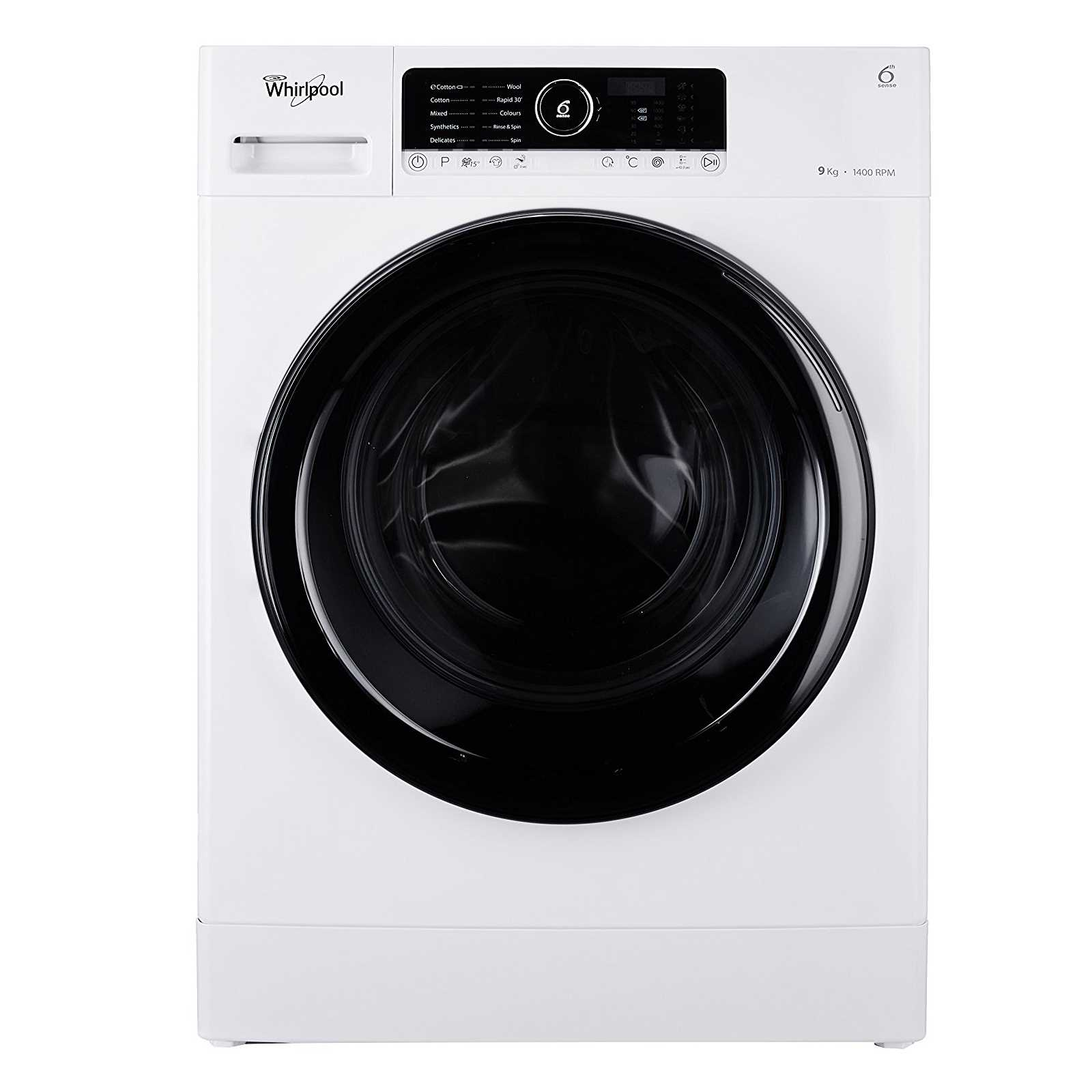 Whirlpool Supreme Care 9 Kg Fully Automatic Front Loading Washing Machine