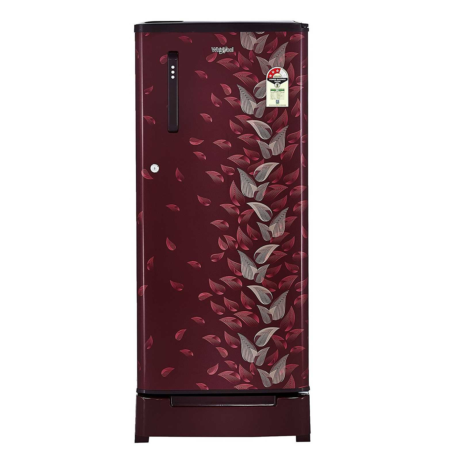 Whirlpool WDE 205 Roy 3S 190 Litres Direct Cool Single Door Refrigerator