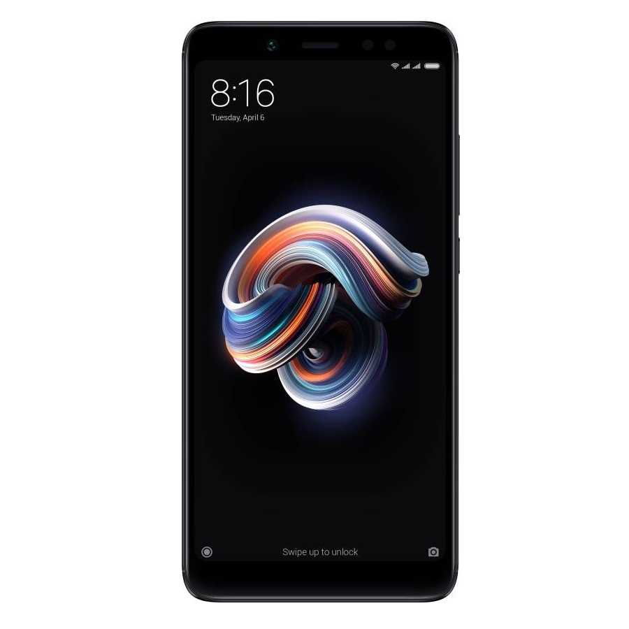 Xiaomi Redmi Note 5 Pro 64 GB with 4 GB RAM