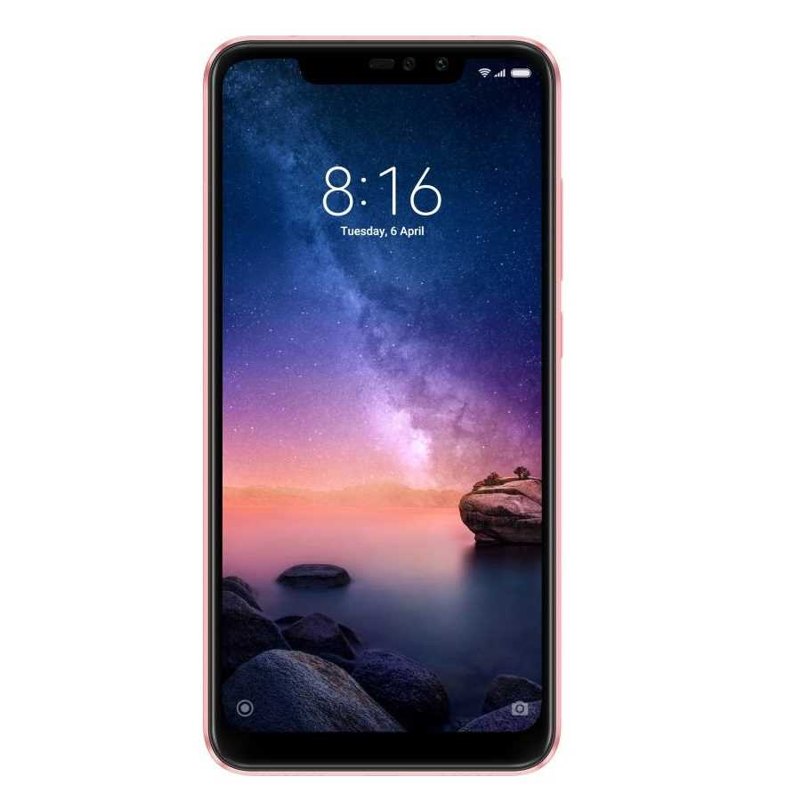 Xiaomi Redmi Note 6 Pro With 6 GB RAM