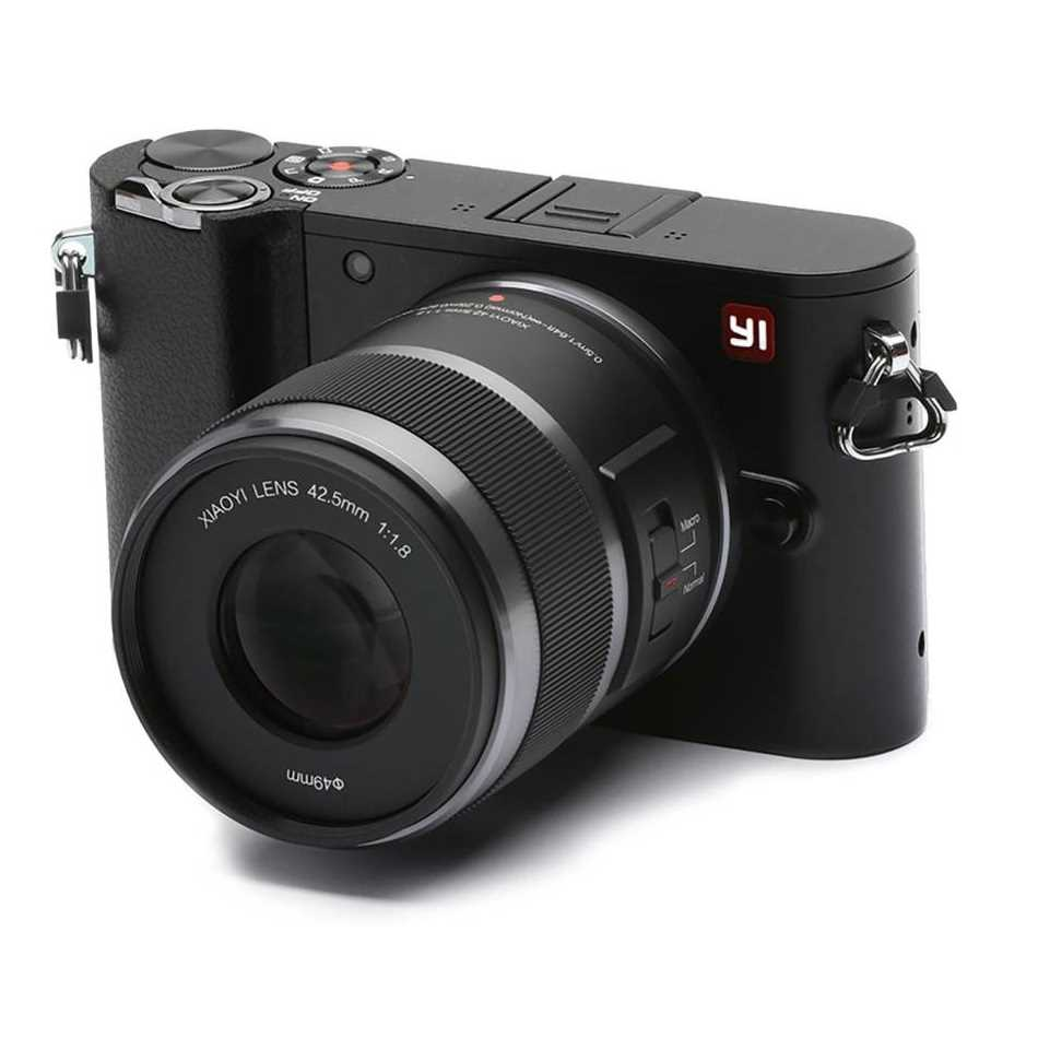 Yi M1 95015 Mirrorless Camera