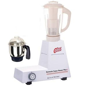 First Choice Jar Type 102 1000 W Juicer Mixer Grinder