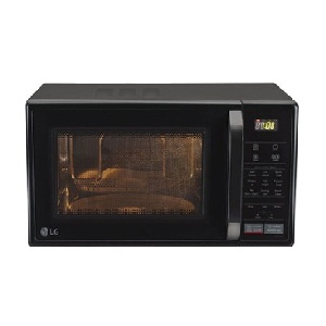LG MC2146BL 21 Litres Convection Microwave Oven