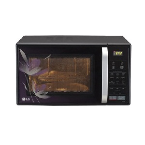 LG MC2146BP 21 Litres Convection Microwave Oven
