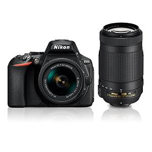Nikon D5600 With 18-55 mm Lens