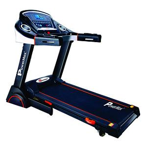Powermax Fitness TDA-230 2HP Motorized Treadmill