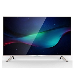 Sansui SNA55QX0ZSA 55 Inch 4K Ultra HD Smart LED Television
