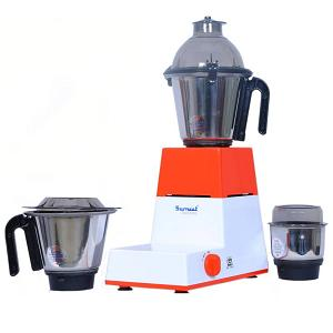 Sumeet Domestic XL3 550 W Mixer Grinder