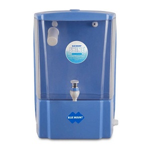 Blue Mount Shine Plus 9 L UV Water Purifier