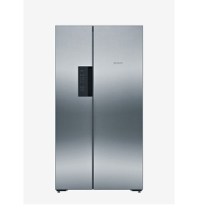 Bosch KAN92VI35 Side by Side 604 Litres Frost Free Refrigerator