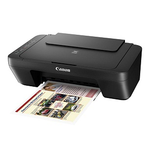 Canon Pixma MG3070s Inkjet All In One Printer