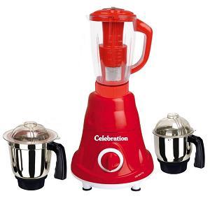 Celebration Jar Type 443 600 W Juicer Mixer Grinder