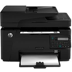 HP LaserJet Pro M128fn Laser Multifunction Printer