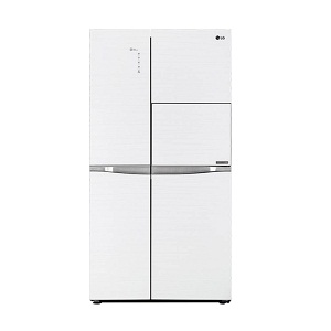 LG GC C247UGUV Side by Side 675 Litres Frost Free Refrigerator