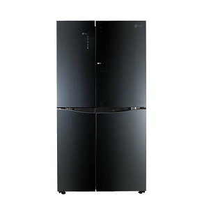 LG GC M247UGLB Side by Side 675 Litres Frost Free Refrigerator
