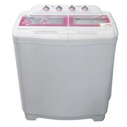 Lloyd LWMS75 7.5 Kg Semi Automatic Top Loading Washing Machine