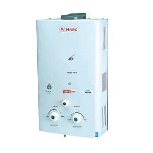 Marc VWH 6 Litre Gas Water Heater