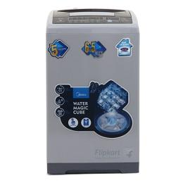 Midea MWMTL065MWO 6.5 Kg Fully Automatic Top Loading Washing Machine