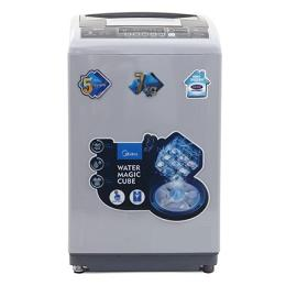 Midea MWMTL070MWO 7 kg Fully Automatic Top Loading Washing Machine