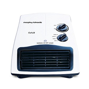 Morphy Richards Orbit PTC Fan Room Heater