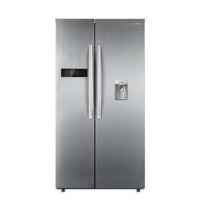 Panasonic NR BS60DSX1 Side by Side 584 Litres Frost Free Refrigerator