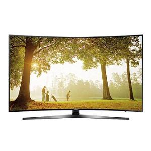 Samsung 43KU6570 43 Inch 4K SUHD Curved Smart LED Television