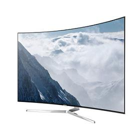 Samsung 49KU6570 49 Inch 4K Ultra HD Smart Curved LED Television