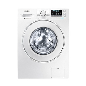 Samsung WW80J5210IW TL 8 Kg Fully Automatic Front Loading Washing Machine