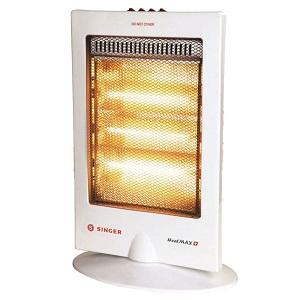 Singer Heatmax Plus Halogen Room Heater