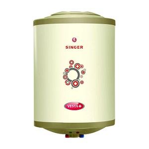 Singer Vesta Plus 15 Litre Storage Water Geyser
