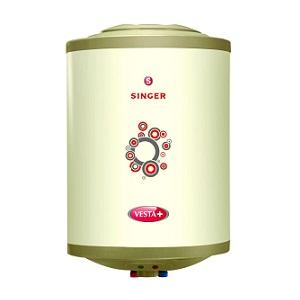 Singer Vesta Plus 25 Litre Storage Water Geyser