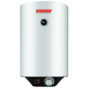 Spherehot Cylendro 6 Litre Electric Water Heater