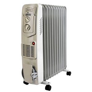 Usha OFR 3513F Oil Filled Room Heater