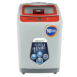 Videocon Digi Virat WM VT10C44-SRY 10 Kg Fully Automatic Top Loading Washing Machine