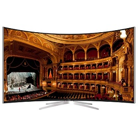 Vu TL55C1CUS 55 Inch 4K Ultra HD Smart Curved LED Television