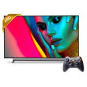 Motorola ZX Pro 50SAUHDMQ 50 Inch 4K Ultra HD Smart Android LED Television