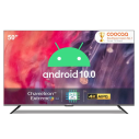 Coocaa 50S6G Pro 50 Inch 4K Ultra HD Smart Android LED Television