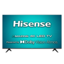 Hisense 43A71F 43 Inch 4K Ultra HD Smart Android LED Television