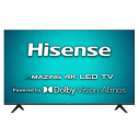 Hisense 50A71F 50 Inch 4K Ultra HD Smart Android LED Television