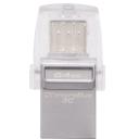 Kingston DataTraveler MicroDuo 3C 64 GB Pendrive Price
