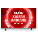 Sanyo Kaizen XT-55UHD4S 55 Inch 4K Ultra HD Smart Android LED Television