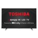 Toshiba 55U5050 55 Inch 4K Ultra HD Smart LED Television