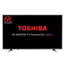 Toshiba 55U5865 55 Inch 4K Ultra HD Smart LED Television