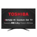 Toshiba 65U8080 65 Inch 4K Ultra HD Smart LED Television