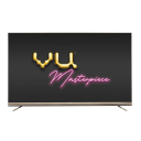 Vu Masterpiece 85QPX 85 Inch 4K Ultra HD Smart Android QLED Television