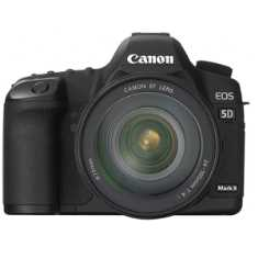 Canon EOS 5D Mark II Camera with 24 -105 mm Lens