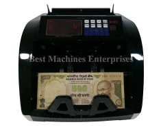 BME Smart 2000 Note Counting Machine