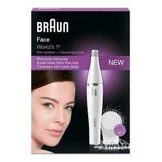 Braun Face 810 Epilator