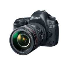 Canon EOS 5D Mark IV Camera with 24-105 mm Lens