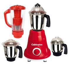 Celebration MG16 592 750 W Juicer Mixer Grinder